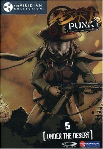 Desert Punk: Under the Desert v.5 - Viridian Collection System.Collections.Generic.List`1[System.String] artwork