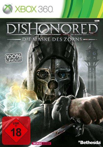 Dishonored: Die Maske des Zorns (100% Uncut) Xbox 360 artwork