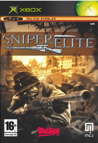 Sniper Elite (Xbox) Xbox artwork