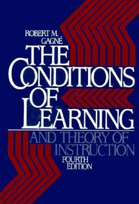 Conditions of Learning and Theory of Instruction 4th 1985 edition cover