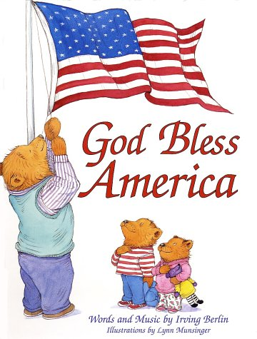 God Bless America   2002 9780060097882 Front Cover