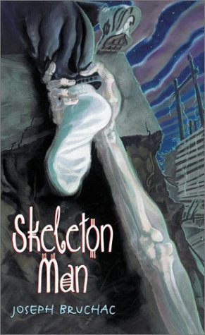 Skeleton Man   2001 edition cover
