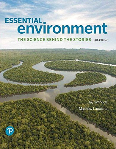 Essential Environment The Science behind the Stories (ValuePack Component) 6th 2019 9780134714882 Front Cover