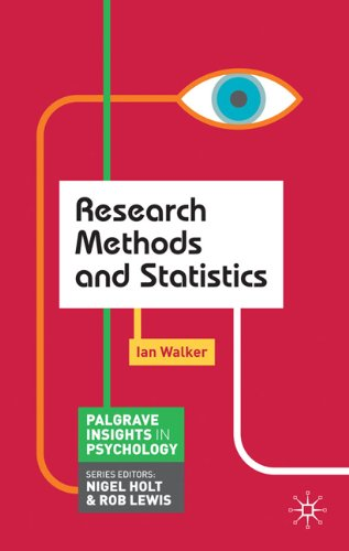 Research Methods and Statistics   2010 edition cover