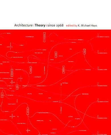 Architecture Theory since 1968   2000 (Reprint) edition cover