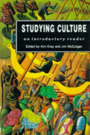 Studying Culture An Introductory Reader 2nd 1997 (Revised) edition cover