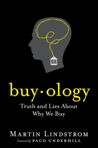Buyology Truth and Lies about Why We Buy  2008 edition cover