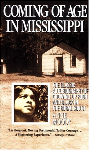 Coming of Age in Mississippi   1968 edition cover