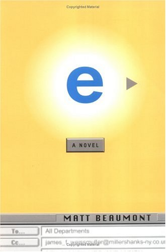 E A Novel  2000 edition cover