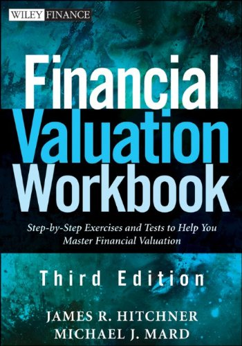 Financial Valuation Workbook Step-by-Step Exercises and Tests to Help You Master Financial Valuation 3rd 2011 (Workbook) 9780470506882 Front Cover