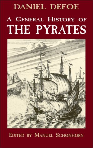 General History of the Pyrates   1999 edition cover