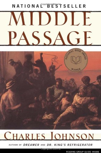 Middle Passage A Novel  1990 edition cover
