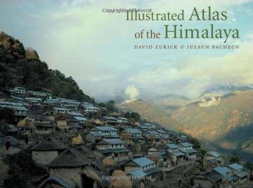 Illustrated Atlas of the Himalaya   2006 edition cover