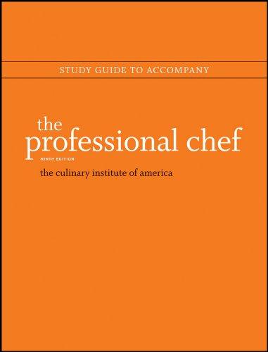 New Professional Chef Academic 5e  9th 2011 edition cover