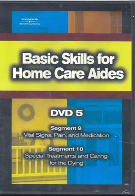 Basic Skills for Home Care Aides   2005 9781401831882 Front Cover