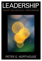 Leadership Theory and Practice 5th 2010 edition cover
