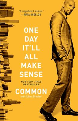 One Day It'll All Make Sense   2011 edition cover