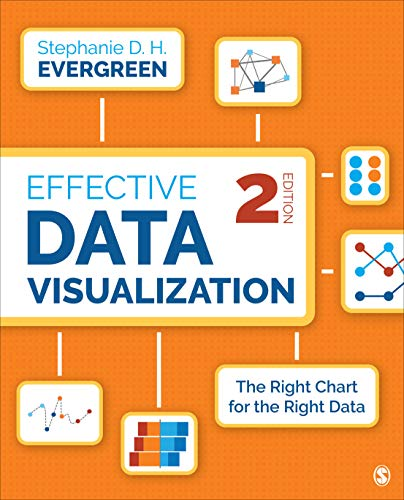 Effective Data Visualization The Right Chart for the Right Data 2nd 2020 9781544350882 Front Cover