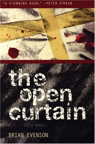 Open Curtain   2006 edition cover