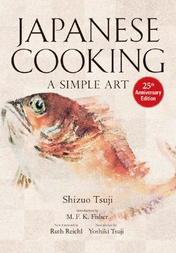 Japanese Cooking A Simple Art 25th 2012 edition cover