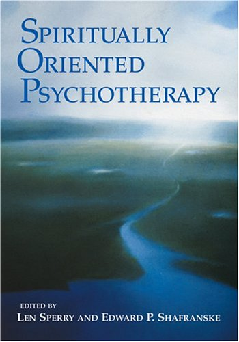 Spiritually Oriented Psychotherapy   2004 edition cover