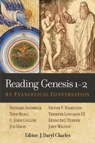 Reading Genesis 1-2 An Evangelical Conversation  2013 edition cover