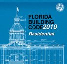 2010 Florida Building Code - Residential   2010 edition cover