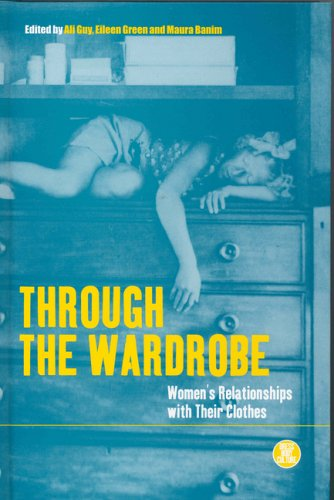 Through the Wardrobe Women's Relationships with Their Clothes  2001 edition cover