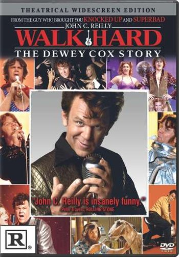 Walk Hard: The Dewey Cox Story System.Collections.Generic.List`1[System.String] artwork
