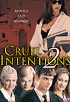 Cruel Intentions 2 System.Collections.Generic.List`1[System.String] artwork