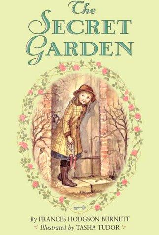 Secret Garden Special Edition with Tasha Tudor Art and Bonus Materials 100th 1990 (Reprint) 9780064401883 Front Cover
