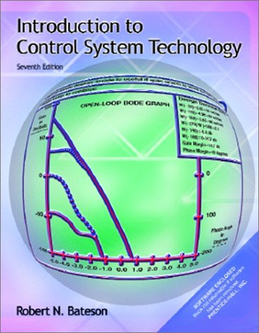 Introduction to Control System Technology  7th 2002 edition cover