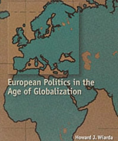 European Politics in the Age of Globalization   2001 edition cover