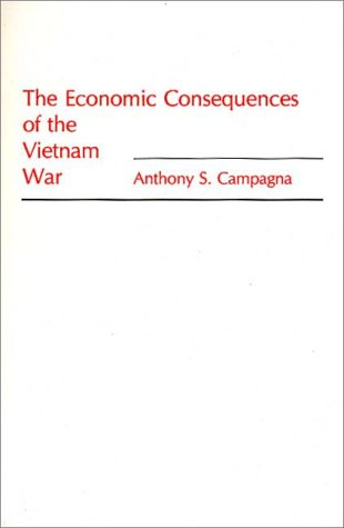 Economic Consequences of the Vietnam War   1991 9780275933883 Front Cover