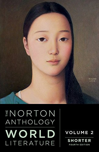 The Norton Anthology of World Literature:   2018 9780393602883 Front Cover