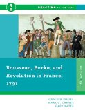 Rousseau, Burke, and Revolution in France, 1791  2nd 2015 edition cover