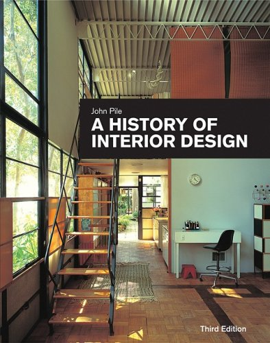 History of Interior Design  3rd 2009 edition cover