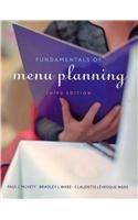 Fundamentals of Menu Planning 3E with Culinary Calculations 2E Set  2009 edition cover