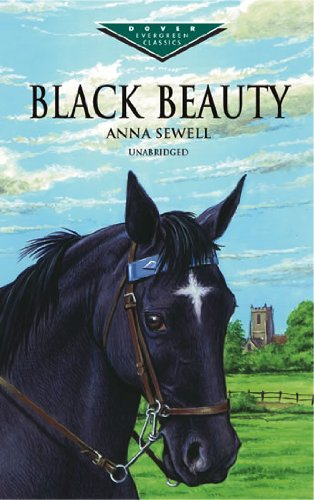 Black Beauty  Unabridged edition cover