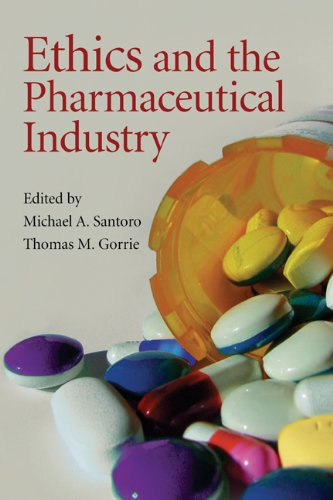 Ethics and the Pharmaceutical Industry   2007 edition cover