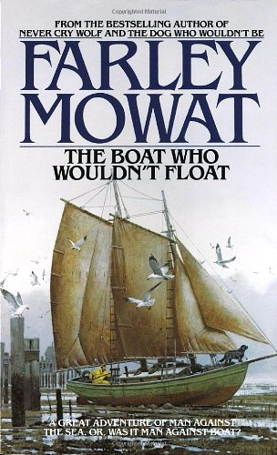 Boat Who Wouldn't Float  N/A 9780553277883 Front Cover