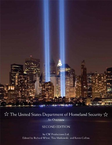 United States Department of Homeland Security An Overview 2nd 2011 edition cover