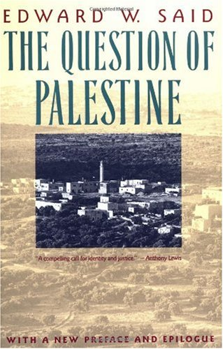 Question of Palestine   1992 edition cover