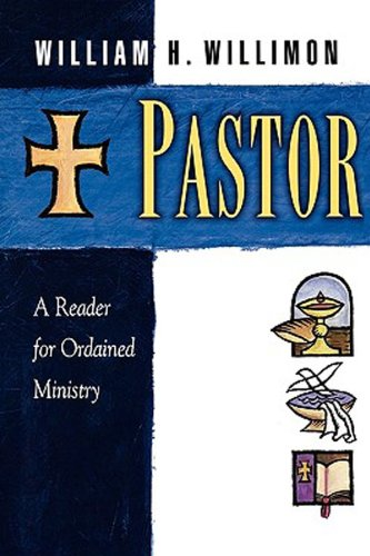 Pastor A Reader for Ordained Ministry  2002 edition cover