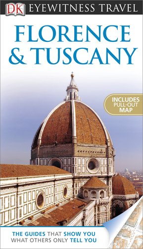 Eyewitness Travel Guide - Florence and Tuscany  N/A edition cover