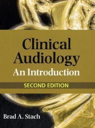 Clinical Audiology An Introduction 2nd 2010 edition cover