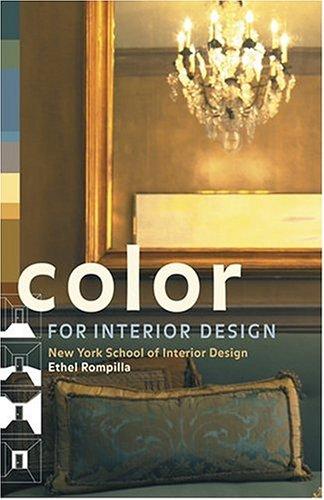 Color for Interior Design   2005 edition cover