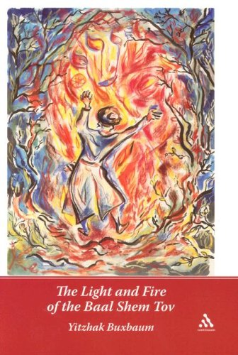 Light and Fire of the Baal Shem Tov   2006 edition cover
