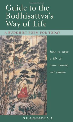 Guide to the Bodhisattva's Way of Life A Buddhist Poem for Today - How to Enjoy a Life of Great Meaning and Altruism  2002 (Guide (Instructor's)) edition cover