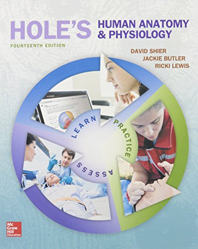 Holes Human Anatomy & Physiology + Laboratory Manual:   2015 9781259655883 Front Cover